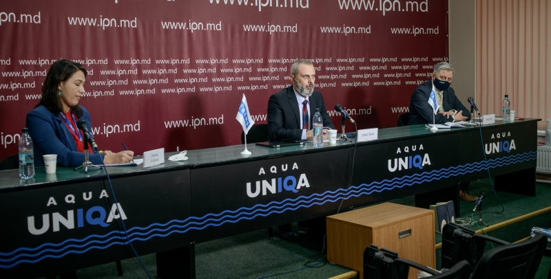 ENEMO presented its Statement of Preliminary Findings and Conclusions for the Second Round