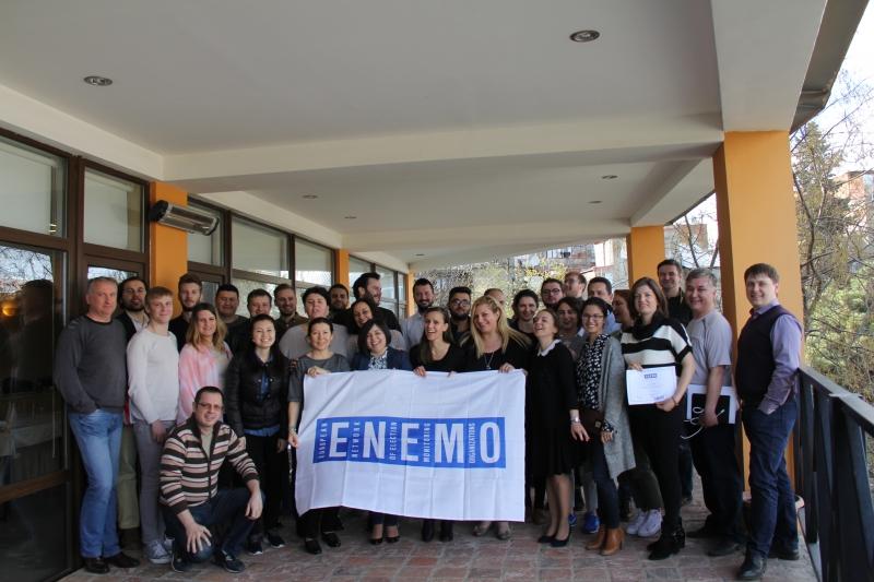 Third ENEMO LTO training