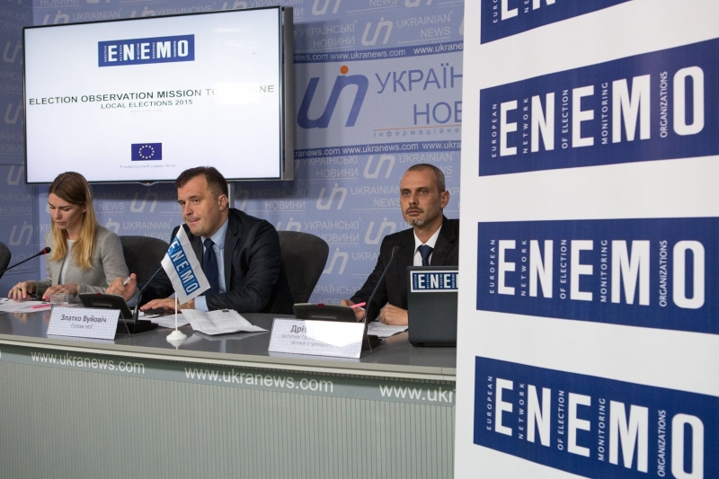 Call for the Core Team Members of ENEMO EOM to Moldova