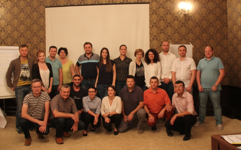 First ENEMO LTO Training Successfully Conducted