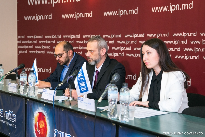 ENEMO International Election Observation Mission (IEOM) to Moldova for the Parliamentary Elections of 24 February 2019 organized the second press conference