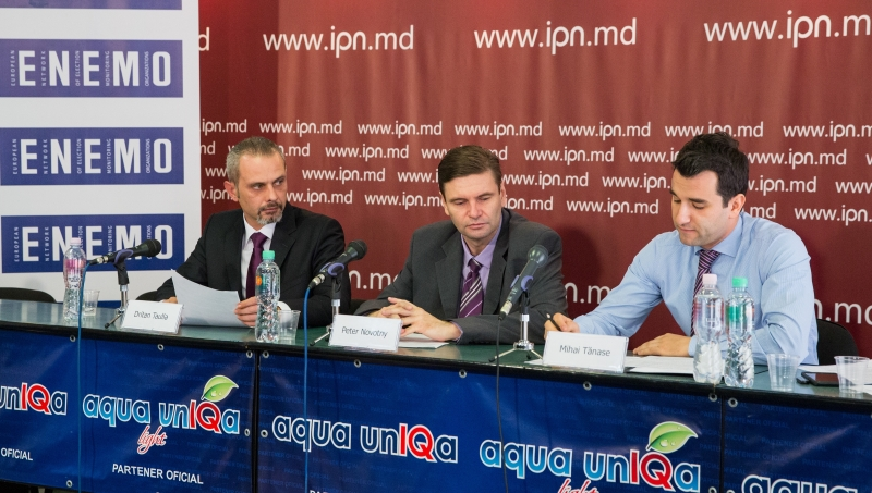 First Statement of Preliminary Findings and Conclusions of ENEMO EOM to Moldova/ November 1