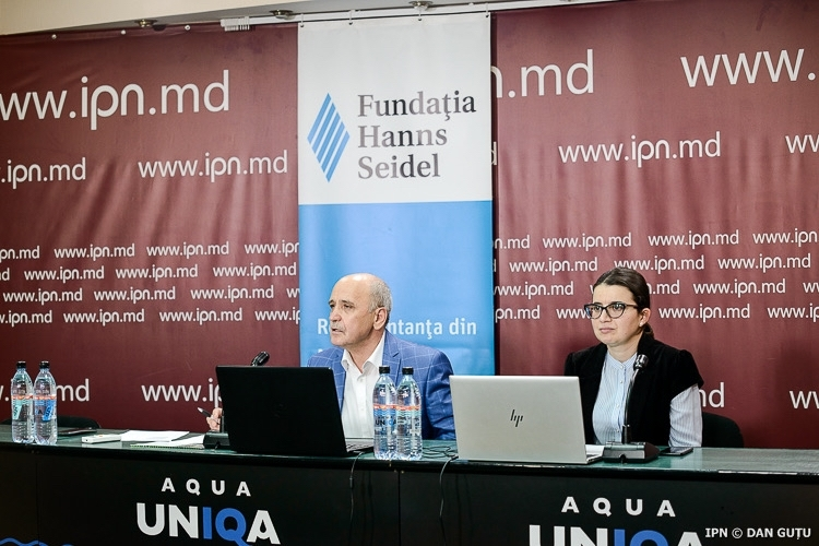 IPN News Agency held a draw to determine the order of electoral debates to be held from 29 June until 8 July in the presence of Elene Nizharadze, Deputy Head of ENEMO's Mission