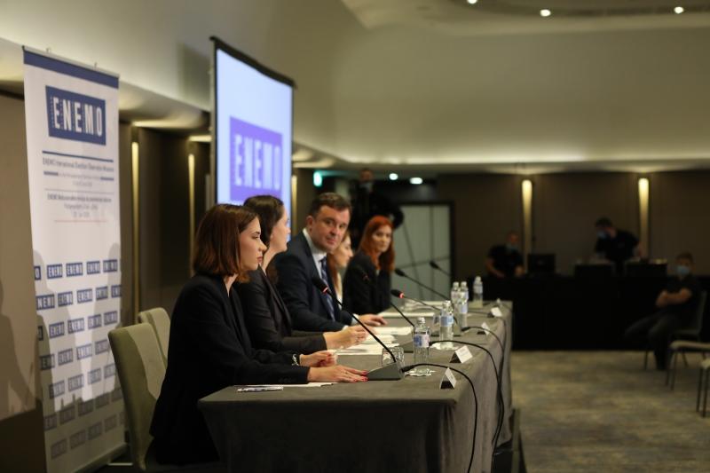 ENEMO je predstavio Preliminarni izveštaj o parlamentarnim izborima u Srbiji 2020